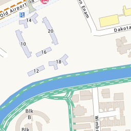 View Map of MOUNTBATTEN MRT STATION  StreetDB