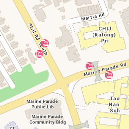 View Map of 223B EAST COAST ROAD SINGAPORE 428920  StreetDB