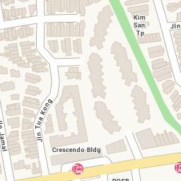 View Map of 930 EAST COAST ROAD SINGAPORE 459118  StreetDB