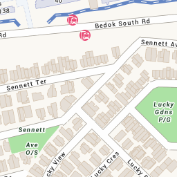 View Map of 457 UPPER EAST COAST ROAD THE SUMMIT SINGAPORE 466503